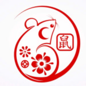 Chinese Rat Logo
